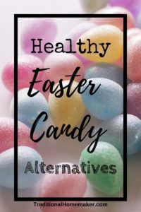 Keep your family happy (and behaving) by incorporating a few healthy Easter candy alternatives into your usual, sugar-spiked traditions.