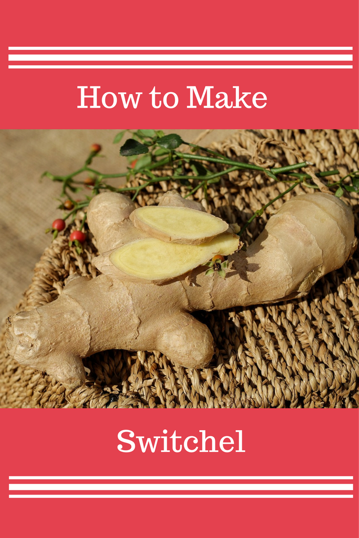 How to Make Switchel