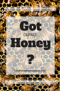 Is My honey Real?