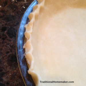 This holiday season you can make pie crusts ahead of time and freeze them. Wow! your family by learning how to make the best flaky pie crust recipe.