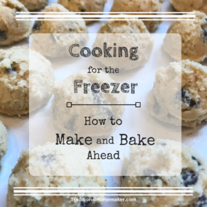 Plan ahead by cooking for the freezer and enjoy your own budget friendly, healthy convenience foods. See how you can prep your family's favorite foods!