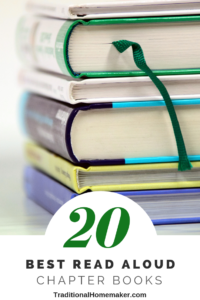 One way to help your children's education is to nurture the desire to read. Check out some of the best read aloud chapter books to get you started reading.