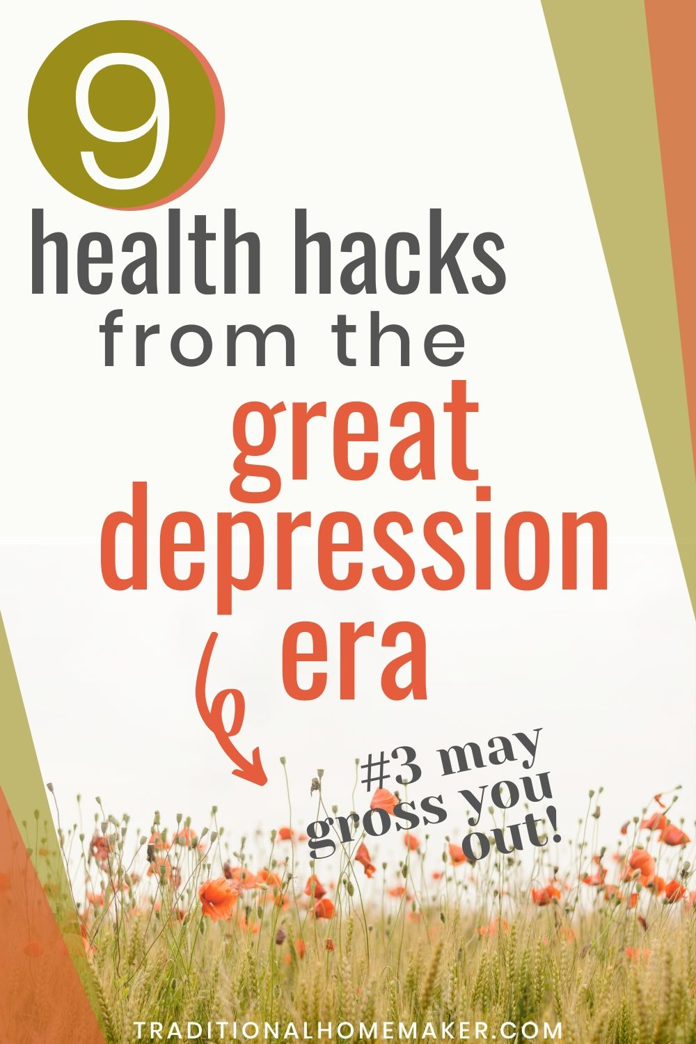 Learn about some common health hacks from the Great Depression Era! With common household supplies you can ease pain and make your own remedies in no time!
