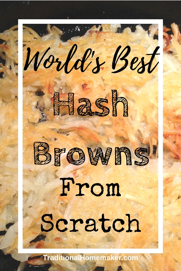 How to Make the Best Hash Browns