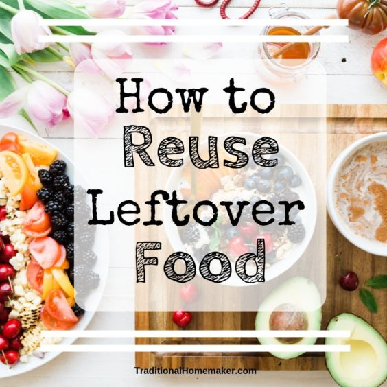 For me, eating leftovers is a given. Recently, I learned some people just toss leftovers. Yikes! Let's learn how to enjoy and reuse leftover food.