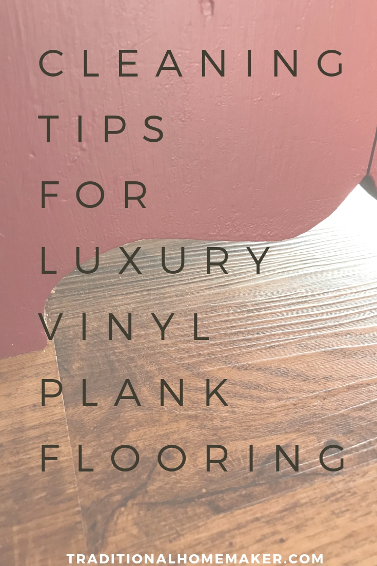 How to Clean Luxury Vinyl Plank Flooring