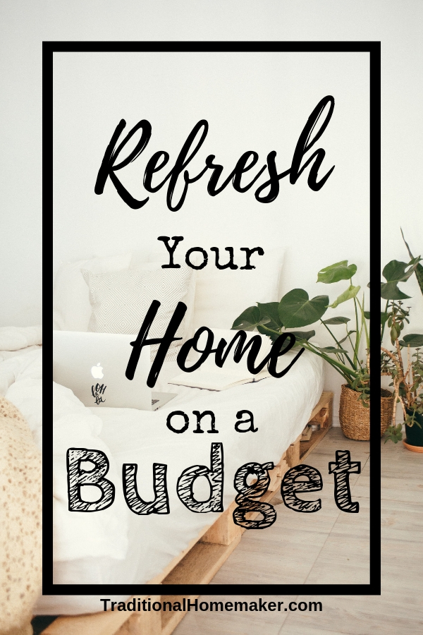 Easy Ways to Refresh Your Home for Spring on a Budget