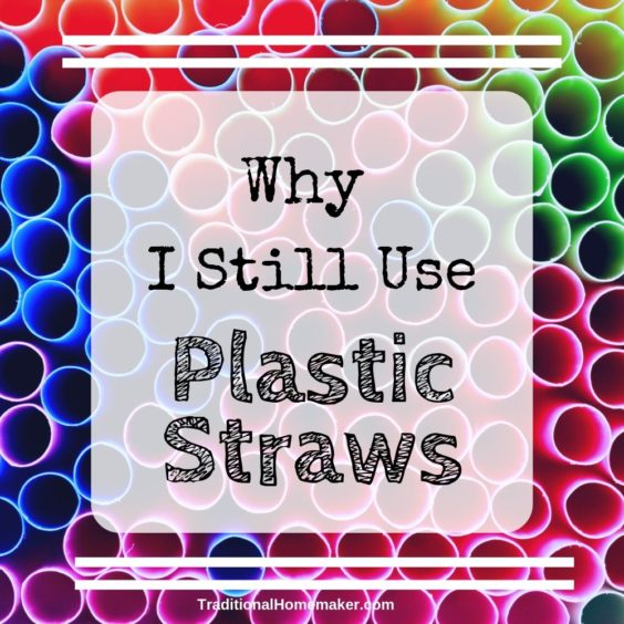 Find out why I still use plastic straws guilt-free. Discover your own path to plastic and waste reduction without the guilt of popular culture and media.